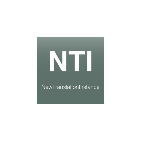 NewTranslationInstance