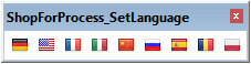 SetLanguage-Toolbar