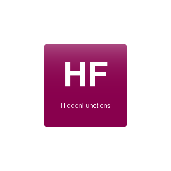 HiddenFunctions