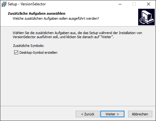 VersionSelector-Installation3